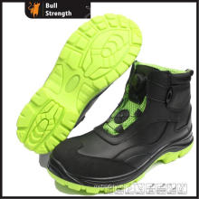 PU/TPU Mixture Outsole Sport Style Ankle Safety Shoe (SN5431)