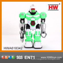 2014 new battery powered robot with light and music toys