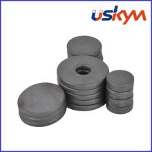 Aimants isotropes de ferrite magnétisée à un seul côté (D-010)