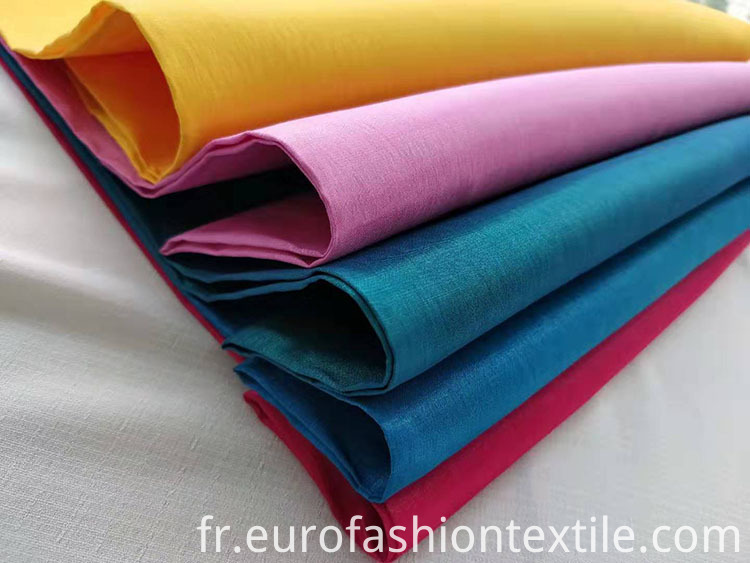 Stretch Taffeta Fabric