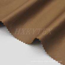 Tela polivinílica de Spandex de la fibra 75D T400 para la chaqueta acolchada