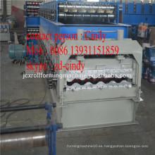 Panel de pared de contenedores que hace la máquina