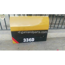 CAT Caterpillar 336D Excavator Pintu samping penuh Aftermarket