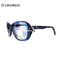 Luxury new fashion style china large sunglasses factory