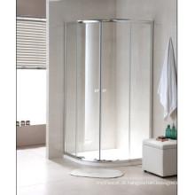 Fabricante profissional de chuveiro de vidro temperado (A11)