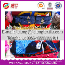 weifang Wholesale Fabric Polyester printing Fabrics in Stock