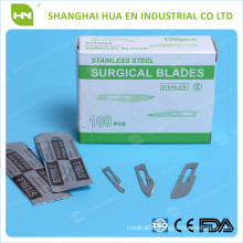 disposable sharp surgical blade made in China CE ISO FDA