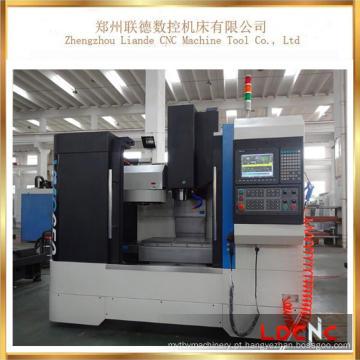 Vmc850 China High Precision 3 Axis CNC Vertical Machining Center