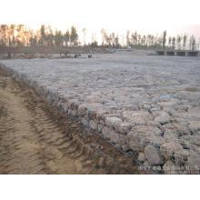 Сетка gabion провода (клетка камня сетки) производство