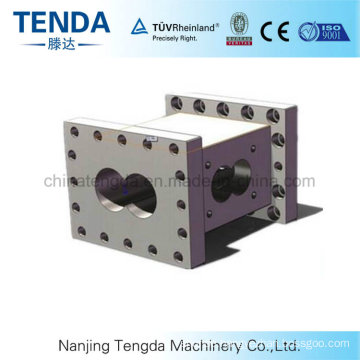 Latest Screw and Barrel of Twin Screw Plastic Extruder Sell Well