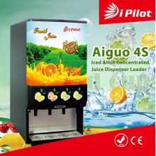 Automatic Juice Machine Iced & Hot Concentrated Juice Dispenser Leader