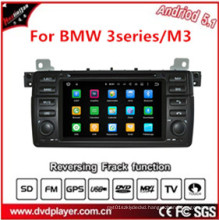 Quad Core Hla8788 Car DVD Player with Player MP3/4, 3G/4G, WiFi Bt for BMW E46/M3 GPS Navi