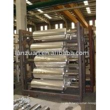 papier d'aluminium ordinaire