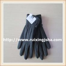 Зимний Открытый холодной доказательство мужской тепловой флис перчатки