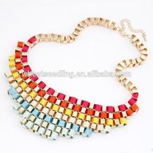 American Popular Chain fashion statement necklace