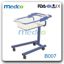 B007 stainless steel hospital use adult baby crib