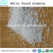 2014 Factory selling White Fused Alumina for abrasives