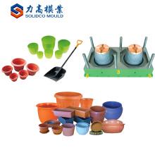 Rake Injection Plastic Flower Pot Garden Product Mould