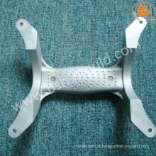 Alta qualidade com ISO9001 metal fundição maçaneta da porta de ferro
