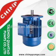 CHIMP Y2 serie 0.55kW 1500rpm 380V 415V carcasa de hierro fundido motor eléctrico asíncrono