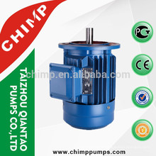 CHIMP Y2 series 0.55kW 1500rpm 380V 415V cast iron casing asynchronous electric motor