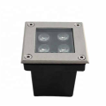 4W Ip67 Square Led Step Light