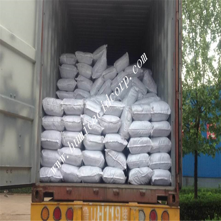 sodium humic acid in woven bag