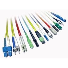 Sc/ FC/ LC/ St Fiber Optic Patch Cord