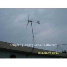 Niedriger u/min 3 kW Windenergieanlage, Vollgas Windmühle für Land und marine, horizontalen Wind-Turbinenschaufeln 3 verwendet