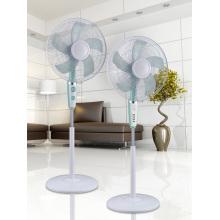 Écouteur d'énergie Electri Stand Fan pour ménage avec base forte