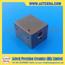High Precision Drilling for Silicon Nitride Parts