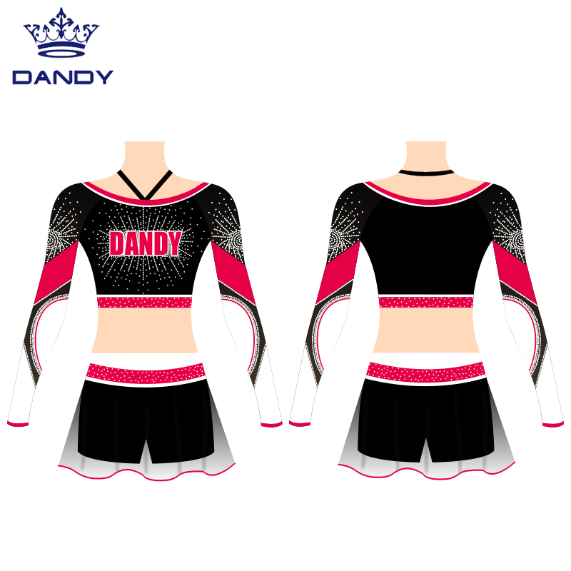 make your own custom cheer uniforms