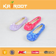 2016 Women Boat Flat Shoes Casual Sneakers Foldable Ballet Shoes