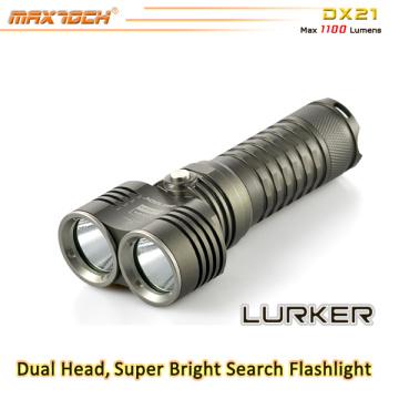Maxtoch DX21 высокой мощности 2шт Cree XML2 U2 светодиодный Поиск свет