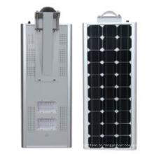 Luz de rua solar integrada 40w