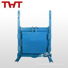 duktile Eisen Quadratdruckrohr / quadratische Tor Design