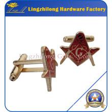 Wholesale Cheap Metal Masonic Cufflink