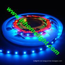 High Lumen 5 Meter nicht wasserdicht 5050 Streifen LED Licht für Party
