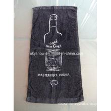 Custom impreso barra toalla (SST1024)