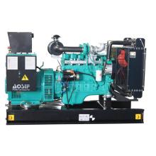 AOSIF hot sale high performance 100KVA 1500rpm diesel genset