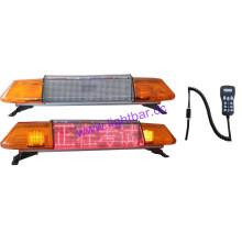 Hot Sale 12V 24V Driving License Display Screen Long Life Light Bar (TBD-1210)