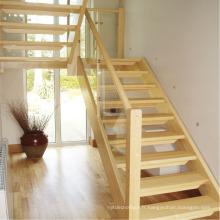 Bespoke Timber bois intérieur escalier en colimaçon prix