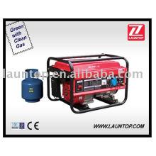 LPG Generator / Benzingenerator 2.5kw LPT2500