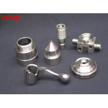 Mechanisches Teil der hohen Präzision mit CNC-Bearbeitung