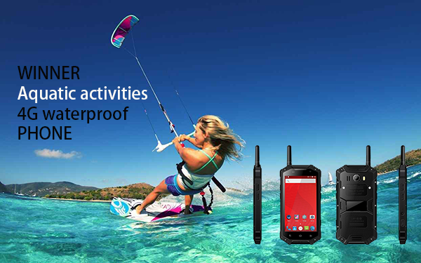 WINNER Aquatic activities 4G waterproof PHONE