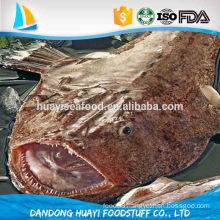 new season new frozen best whole monkfish fish