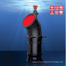 Pompe à débit axial vertical (900HLB16)