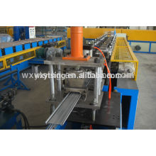 Passed CE and ISO YTSING-YD-1037 Steel Roller Shutter Door Frame Roll Forming Machine Manufacturer