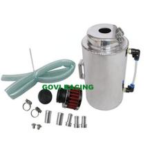 2L Aluminium-Öl-Fang kann Kraftstofftank mit Breaher Luftfilter