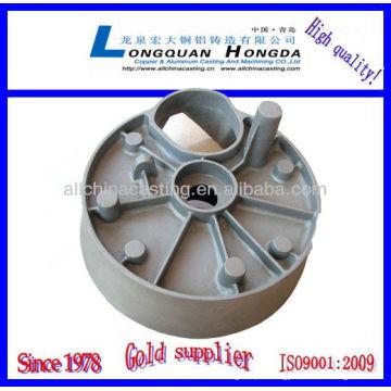 Qingdao die molde fundido, liga de alumínio fundido